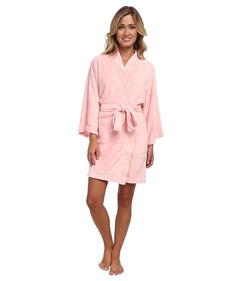 Josie - Josie Coral Fleece Wrap (Blush) Women's Robe