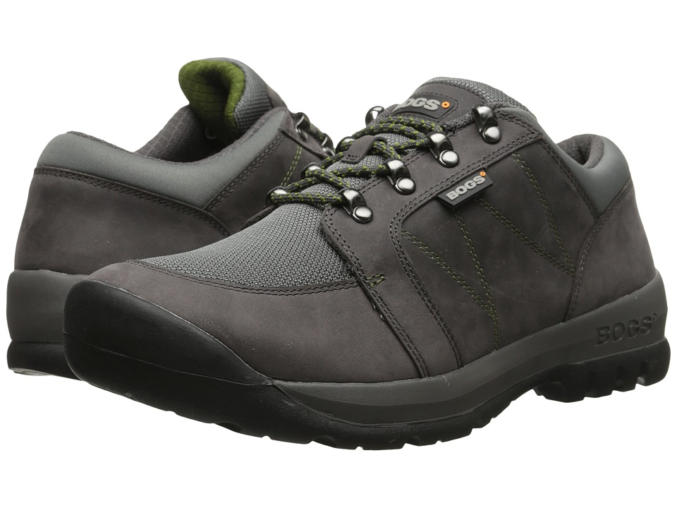 Bogs Bend Low (Pewter) Men