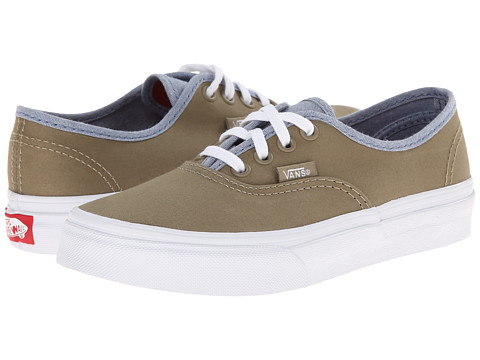 Vans Kids - Authentic (Little Kid/Big Kid) ((T&C) Coriander/Captain