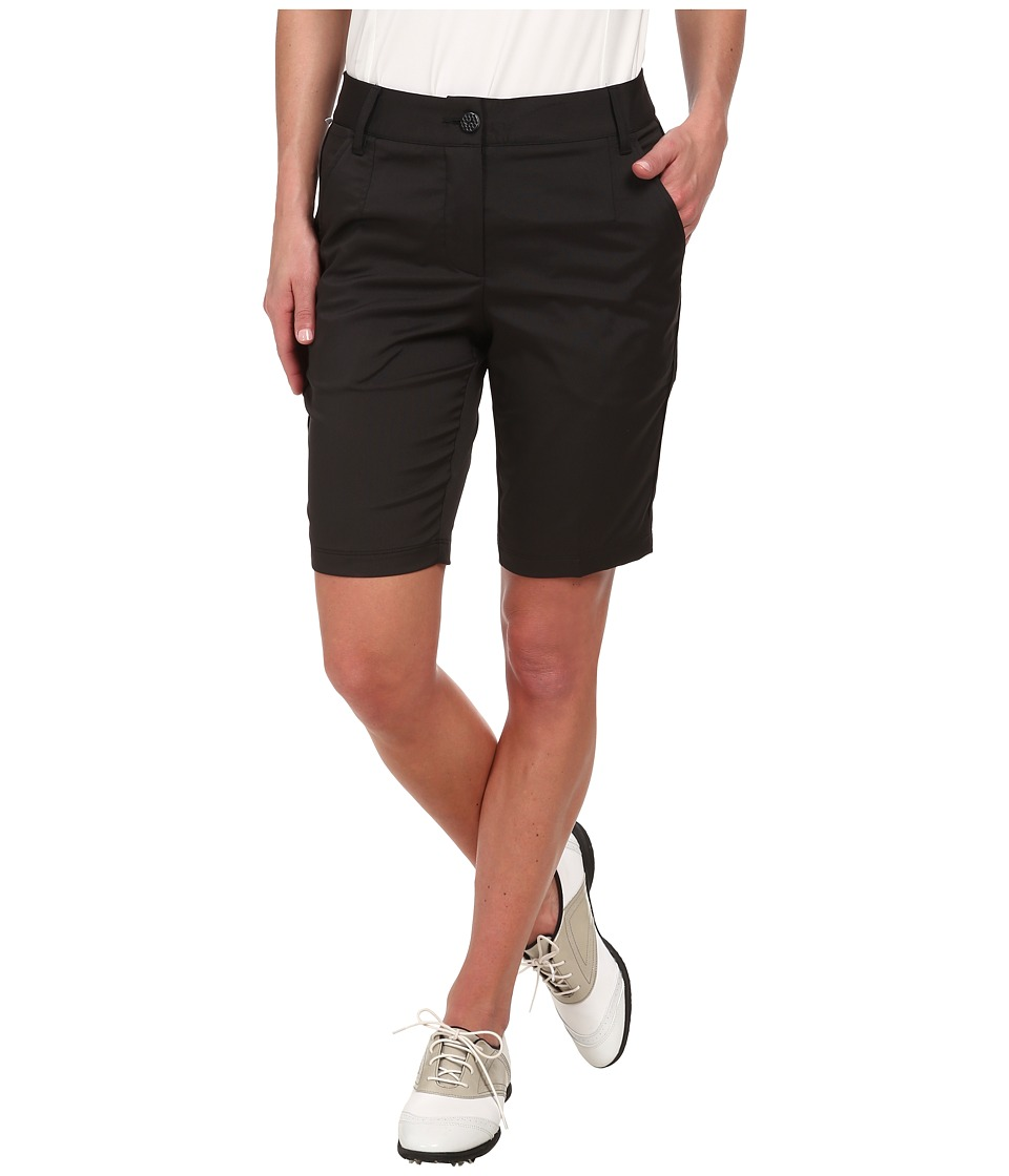 PUMA Golf - Solid Tech Bermuda Golf Short '15 (PUMA Black) Women's Shorts