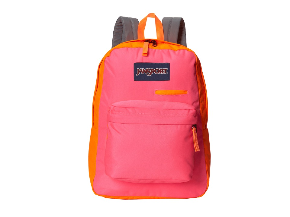JanSport - Digibreak (Fluorescent) Backpack Bags