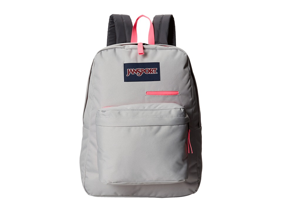 JanSport - Digibreak (Grey Rabbit) Backpack Bags
