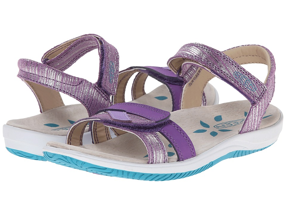 Keen Kids Juliet (Little Kid/Big Kid) (Purple Heart) Girls Shoes