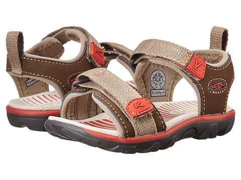 Keen Kids - Riley (Toddler) (Cascade/Bossa Nova) Boys Shoes