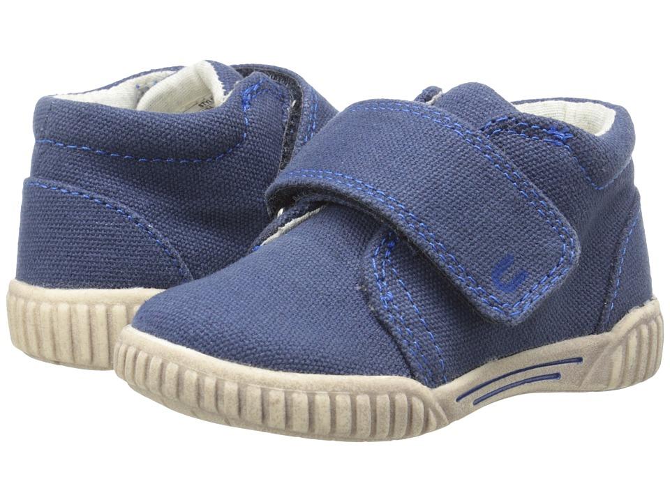 Umi Kids - Bodi D (Toddler) (Navy) Girl's Shoes
