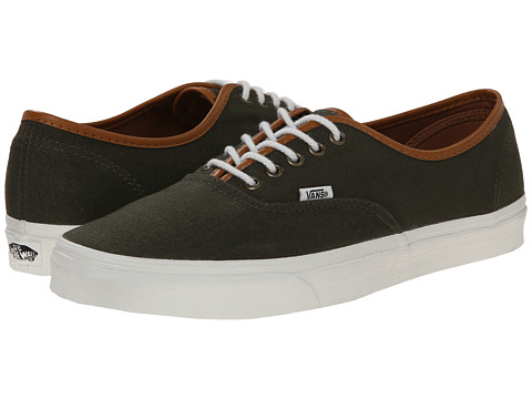 Vans - Authentic ((T&L) Grape Leaf) Skate Shoes