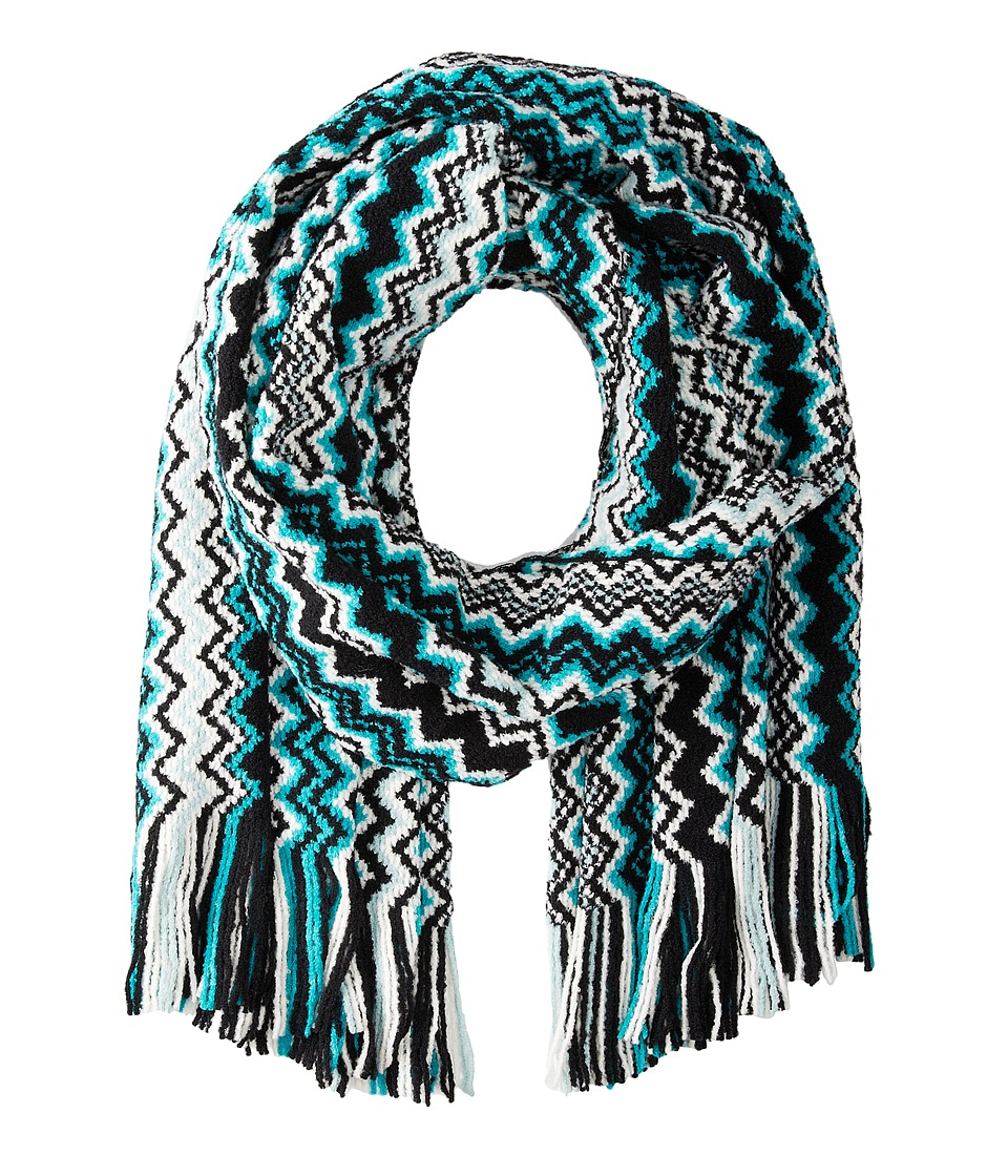 Missoni - SC4MWMD4466 (Emerald) Scarves