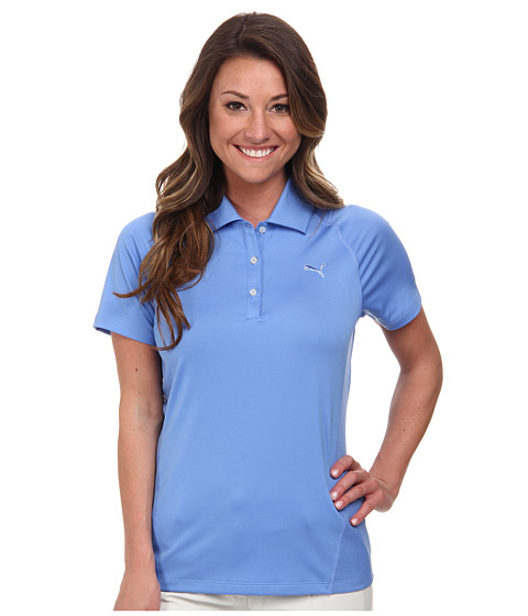 PUMA Golf - Tour Titan Polo (Ultramarine) Women's Short Sleeve Knit