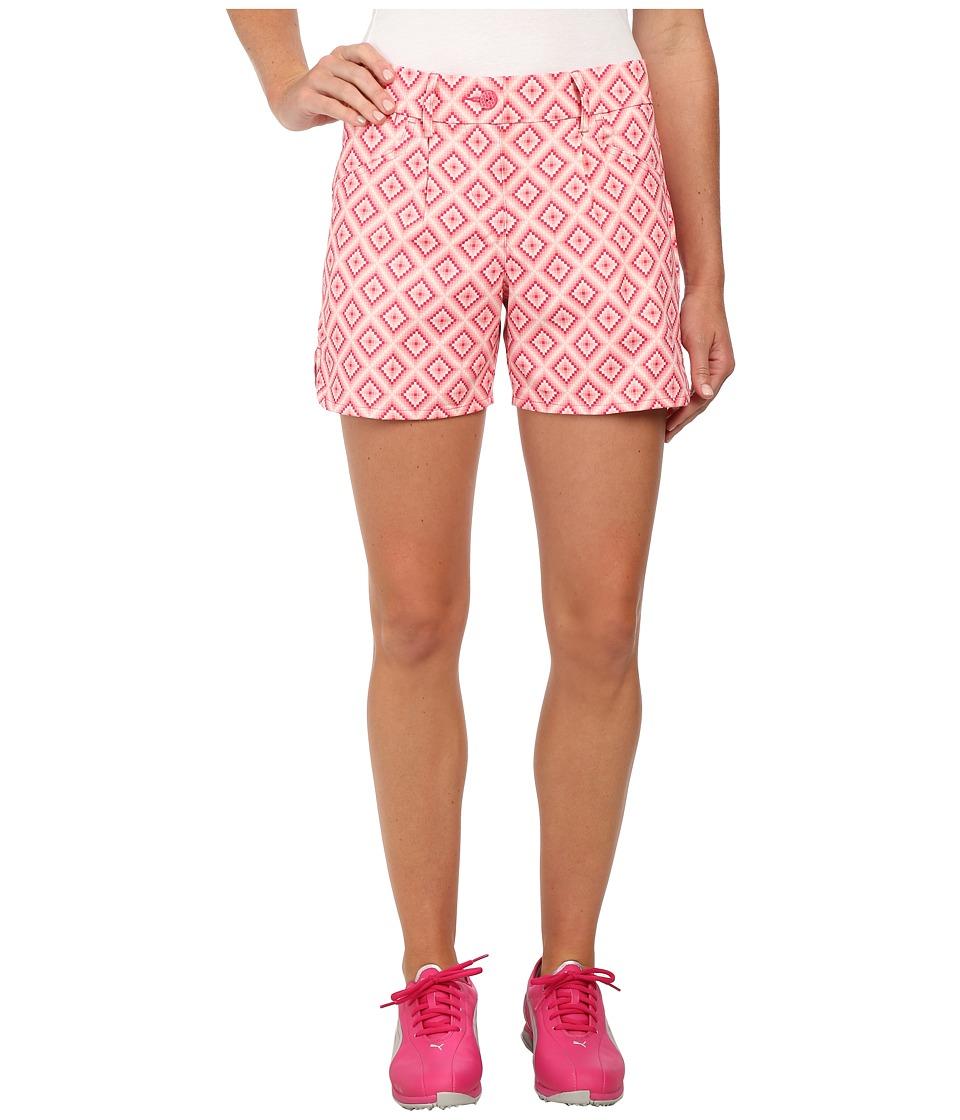 PUMA Golf - Novelty Short (Raspberry) Women
