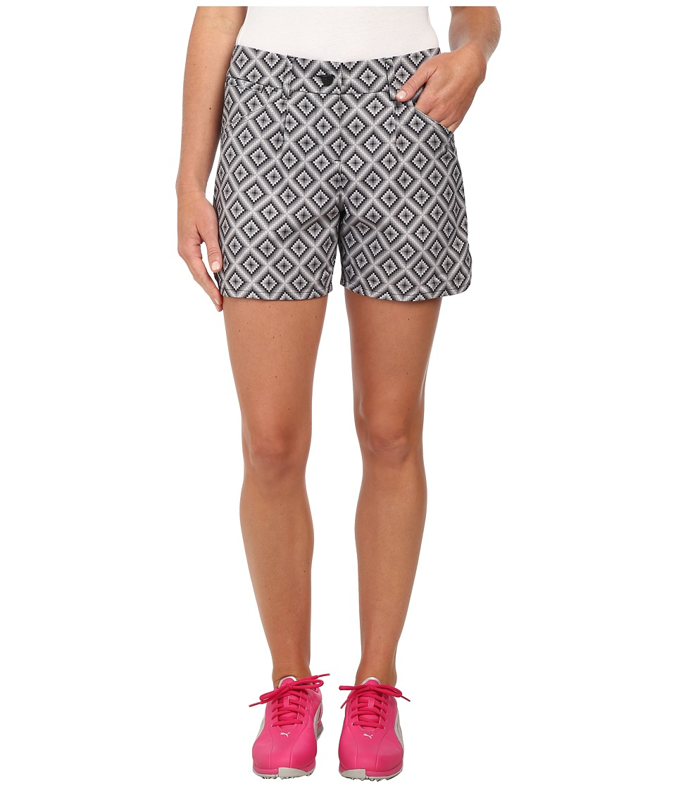 PUMA Golf - Novelty Short (Black) Women's Shorts