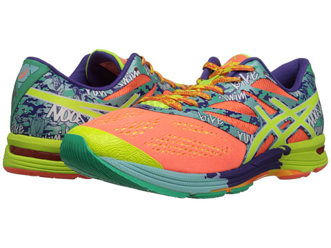 ASICS - GEL-Noosa Tri 10 (Flash Coral/Flash Yellow/Ice Blue) Women