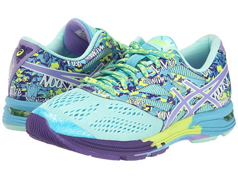 ASICS - GEL-Noosa Tri 10 (Mint/Lavender/Turquoise) Women's Running Shoes