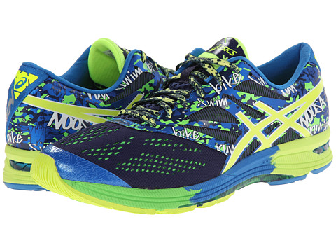 ASICS - Gel-Noosa Tri 10 (Midnight/Flash Yellow/Flash Green) Men