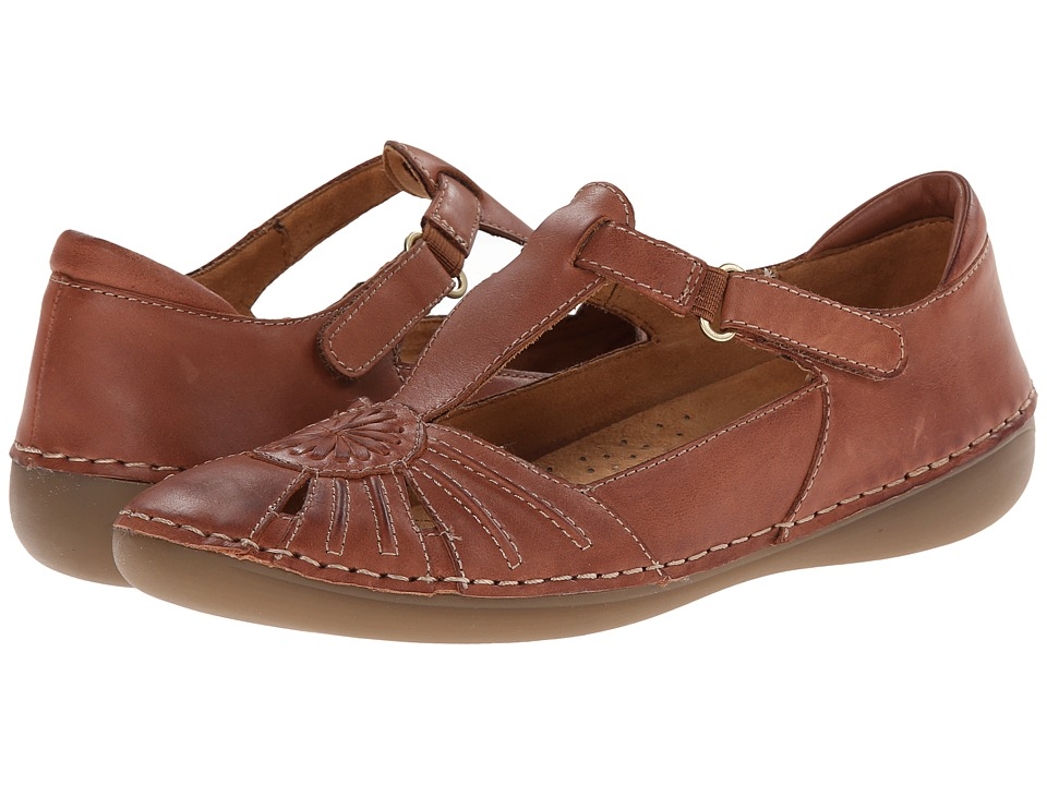 Naturalizer - Kelly (Cognac Leather) Women