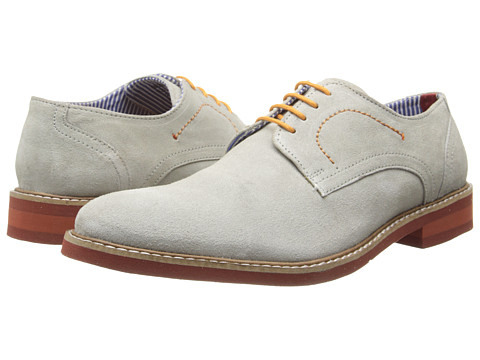 Ben Sherman - Flynn (Beige Suede) Men's Lace up casual Shoes