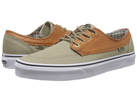 Vans - Brigata ((C&L) Coriander/True White) Skate Shoes