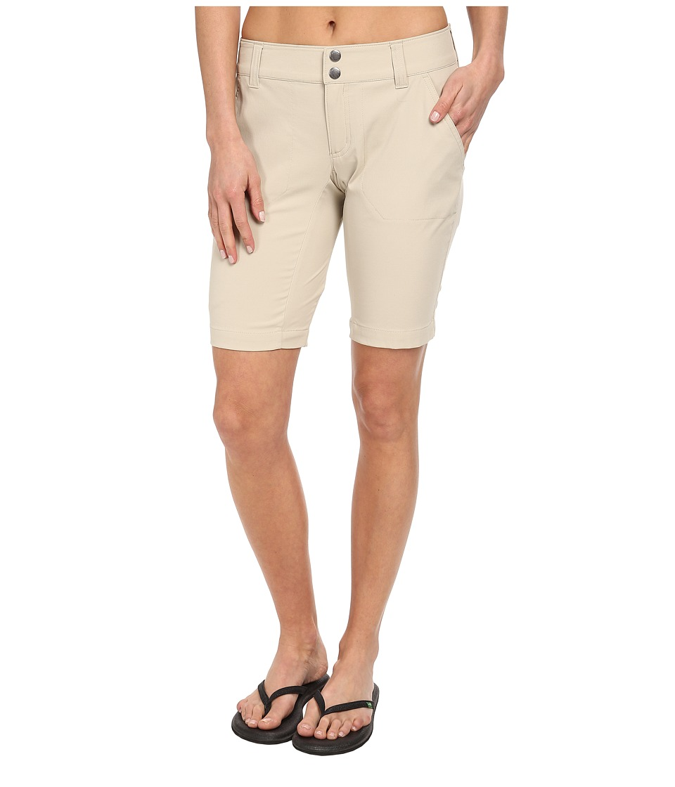 Columbia - Saturday Trail Long Short (Fossil) Women's Shorts