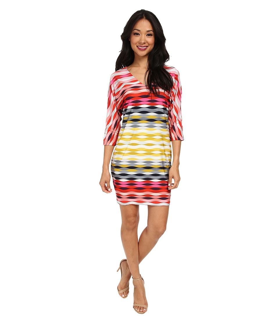Trina Turk - Dominica Dress (Multi) Women's Dress