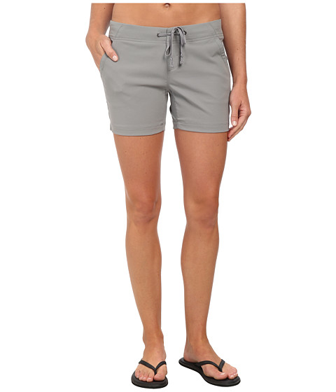Columbia - Anytime Outdoor Short (Light Grey) Women's Shorts