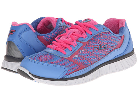 Fila - Hyper Split 4 (Marina/Sugar Plum/Dark Shadow) Women's Running Shoes