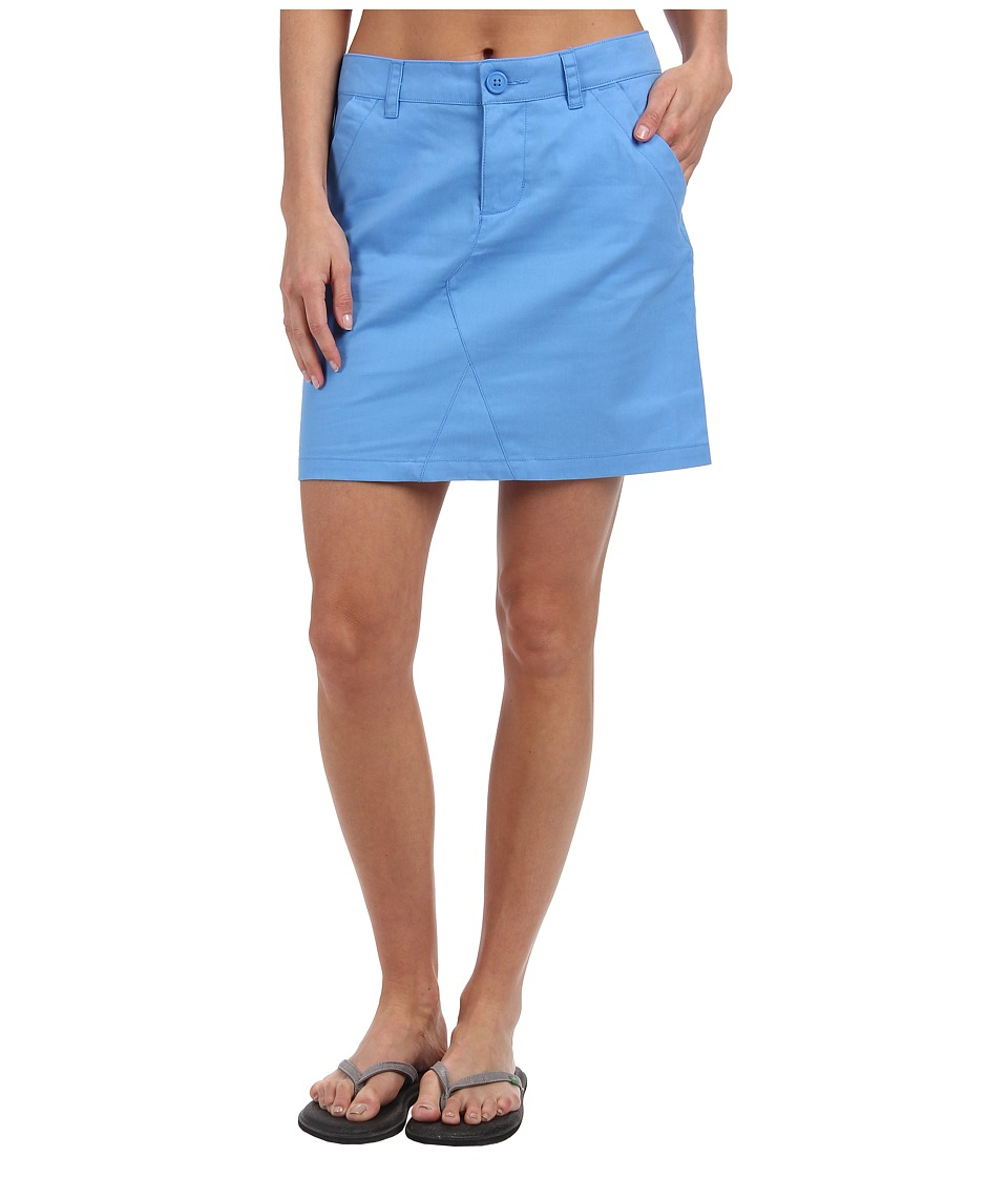 Columbia Kenzie Covetm Skirt (Harbor Blue) Women