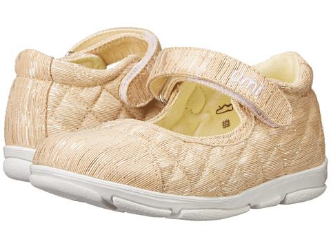 Umi Kids - Poppy (Toddler) (Gold) Girls Shoes