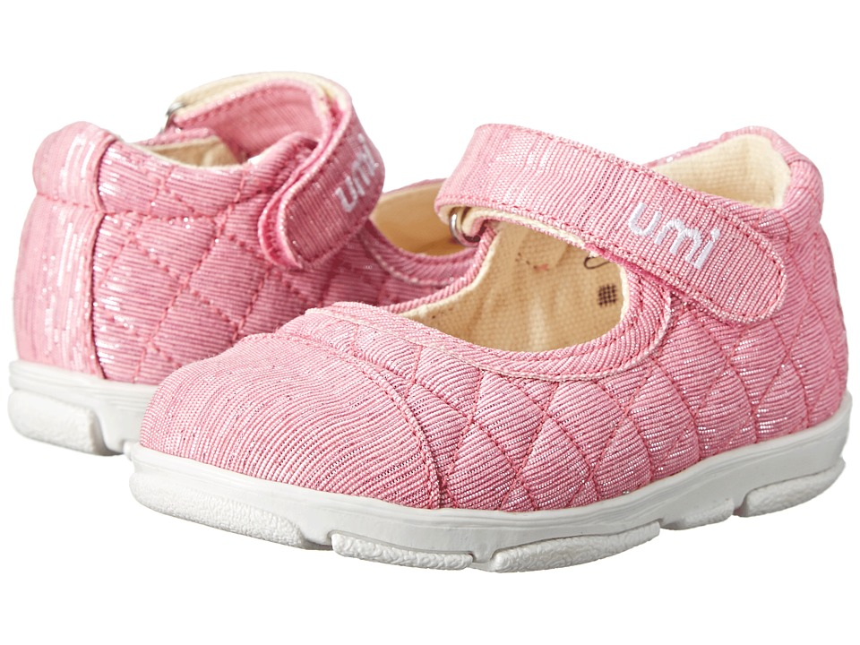 Umi Kids - Poppy (Toddler) (Pink) Girls Shoes