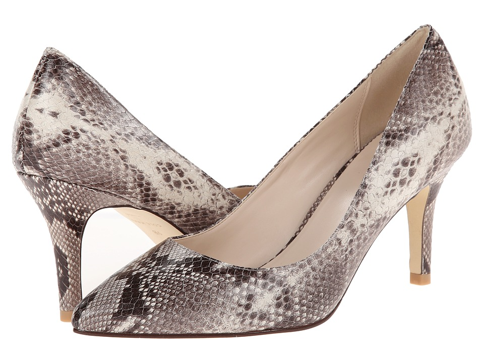 Cole Haan - Juliana Pump 75 (Shiny Python Snake) High Heels