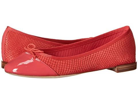 Cole Haan - Sarina Ballet (Sorbet Snake) Women's Flat Shoes