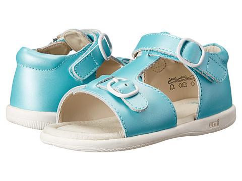 Umi Kids - Noel (Toddler) (Blue) Girls Shoes