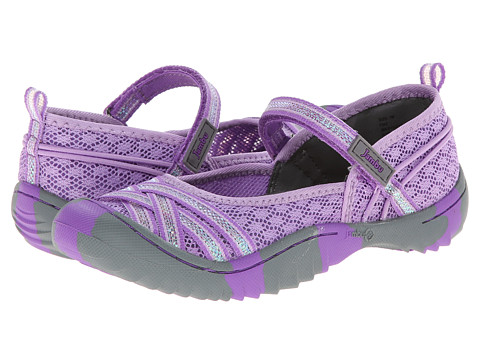 Jambu Kids - Fia 2 (Toddler/Little Kid/Big Kid) (Purple) Girl's Shoes