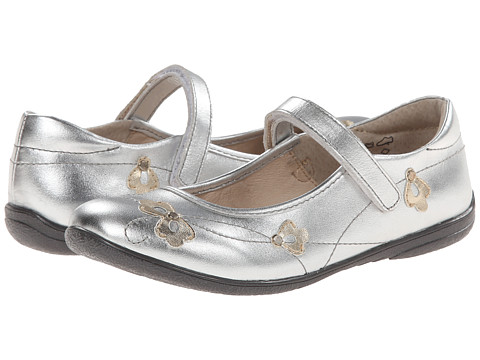 Umi Kids - Alexa (Toddler/Little Kid/Big Kid) (Silver) Girls Shoes