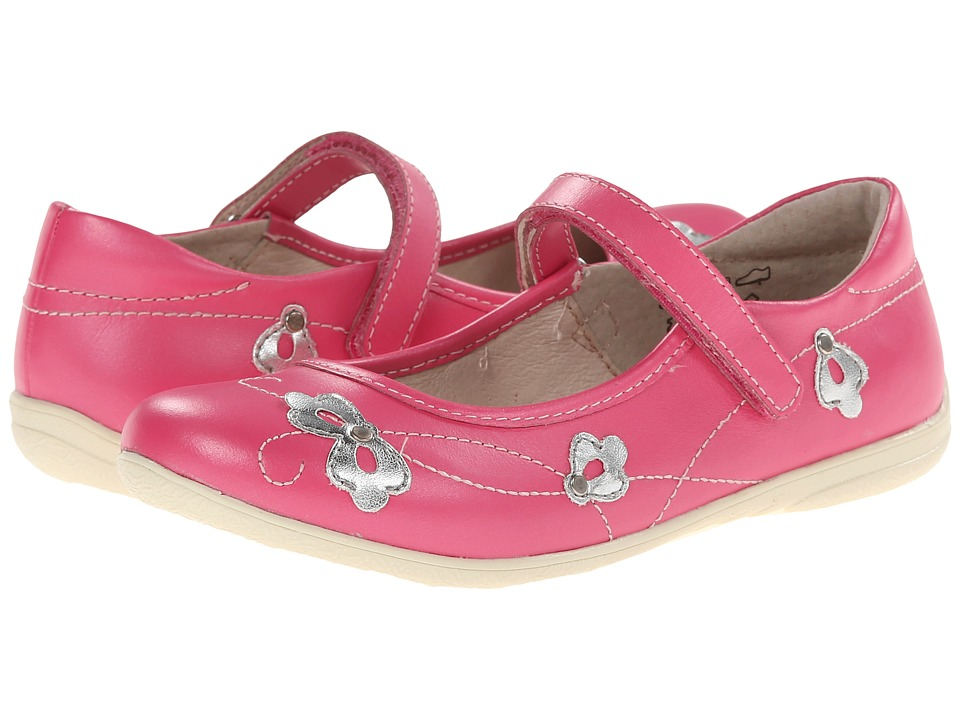 Umi Kids - Alexa (Toddler/Little Kid/Big Kid) (Fuchsia) Girls Shoes