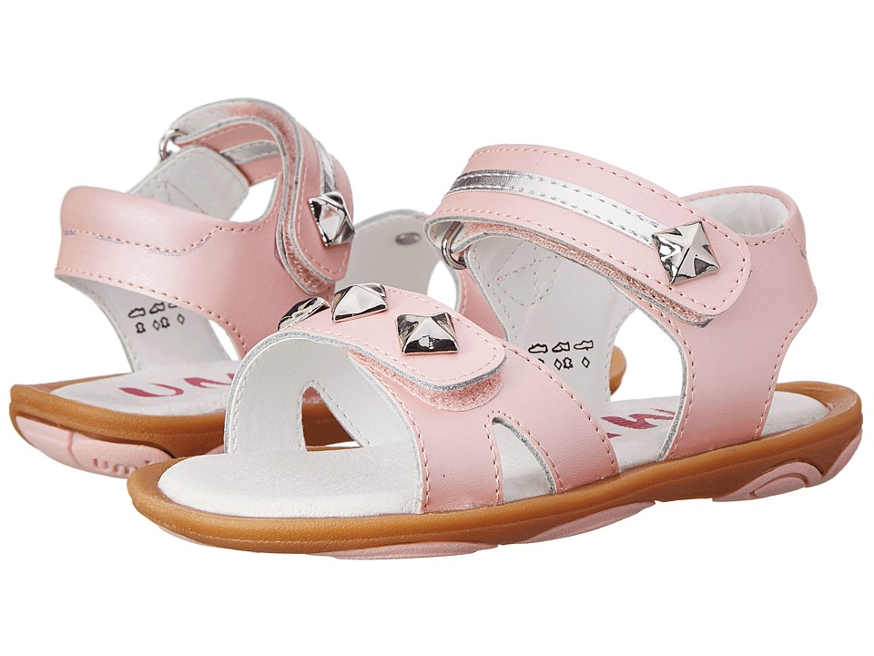 Umi Kids - Areli (Toddler/Little Kid) (Blush Pink) Girls Shoes