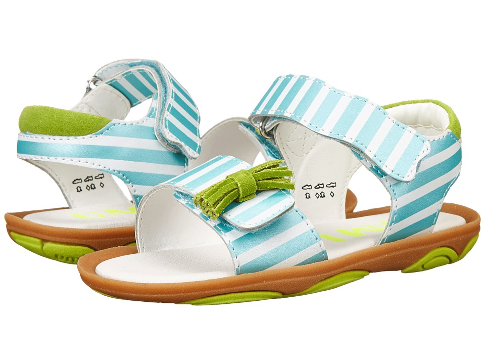Umi Kids - Alize (Toddler/Little Kid) (Blue Multi) Girls Shoes