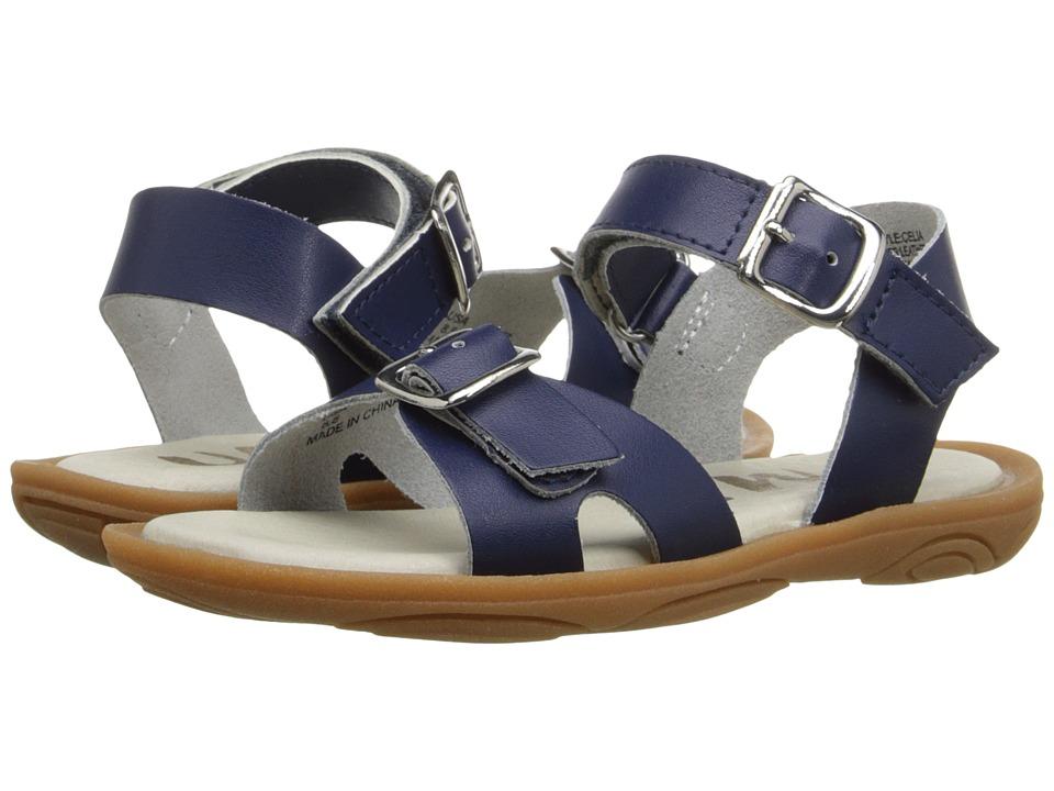Umi Kids - Celia (Toddler/Little Kid) (Navy) Girls Shoes