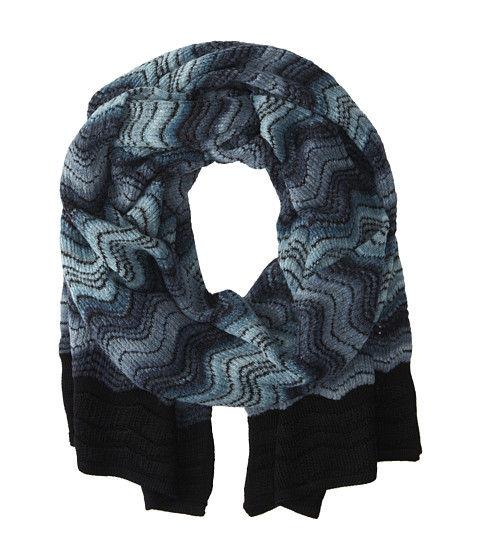 Missoni - SC31PSD4600 (Blue) Scarves