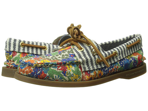 Sperry Top-Sider - A/O 2-Eye Liberty (Bright Blue) Women
