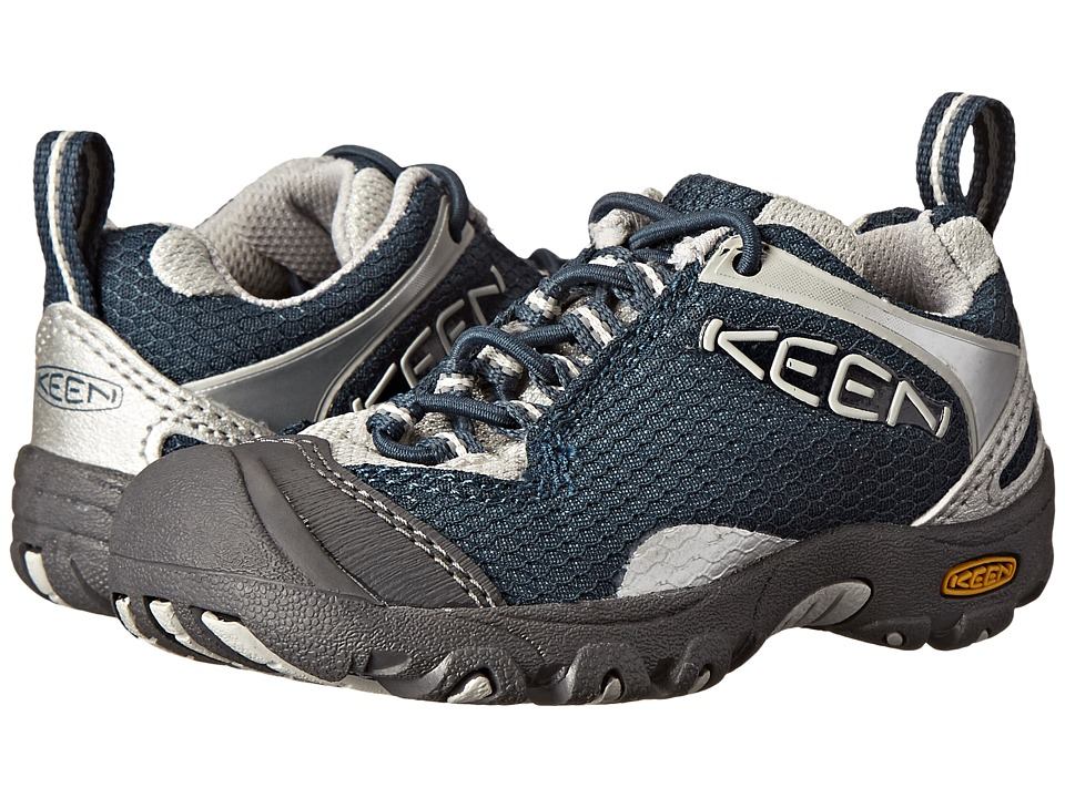 Keen Kids - Jamison (Toddler/Little Kid) (Midnight Navy/Vapor) Boys Shoes