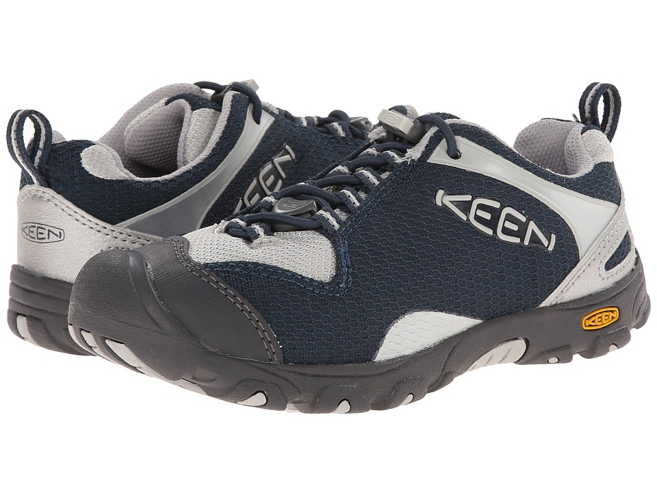 Keen Kids - Jamison (Little Kid/Big Kid) (Midnight Navy/Vapor) Boys Shoes