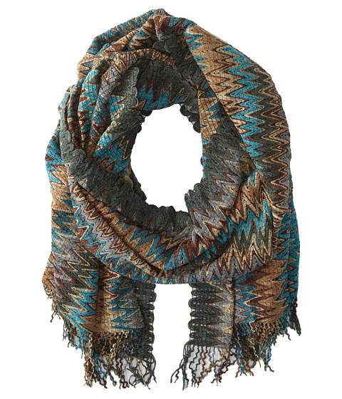 Missoni - SC31PSU4587 (Olive) Scarves