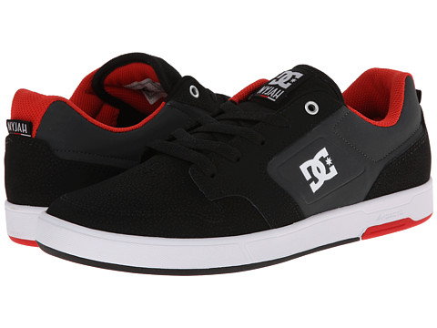 DC - Nyjah (Black/Grey/Red) Men