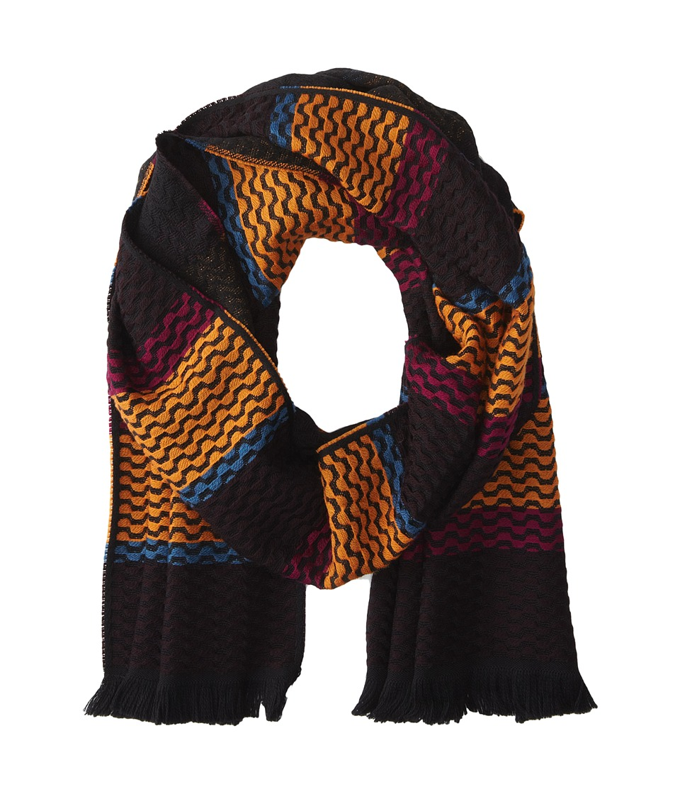 Missoni - SC12WOU4563 (Orange) Scarves