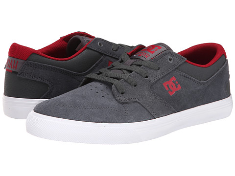 DC - Nyjah Vulc (Dark Shadow) Men's Skate Shoes