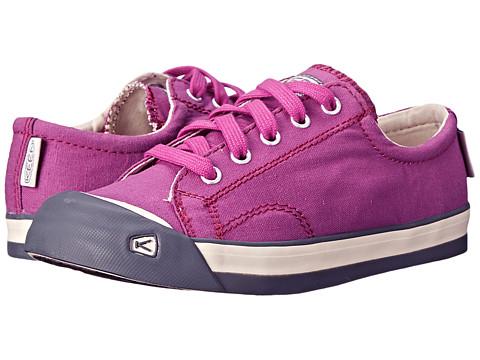 Keen Kids - Coronado Lace (Little Kid/Big Kid) (Dahlia Mauve/Gargoyle) Girls Shoes