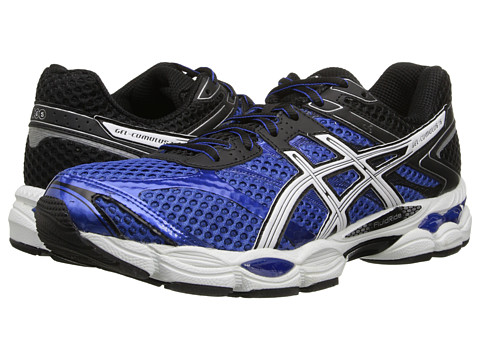 ASICS - Gel-Cumulus 16 (Blue/White/Black) Men's Running Shoes