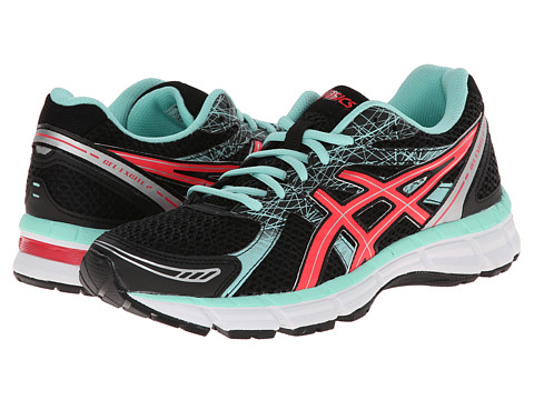 ASICS - GEL-Excite 2 (Onyx/Diva Pink/Mint) Women