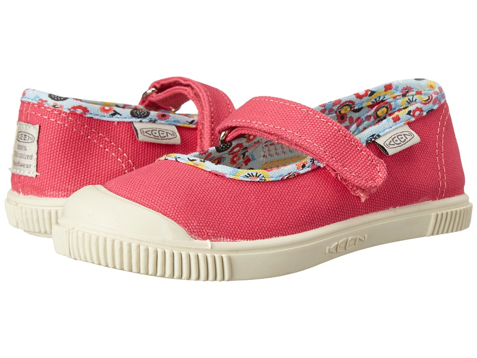 Keen Kids - Maderas MJ (Toddler) (Honeysuckle/Flowers) Girls Shoes