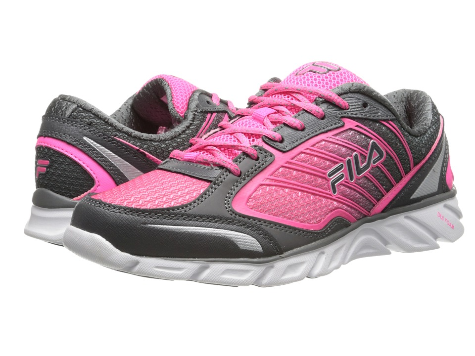 Fila - Fresh 3 (Knockout Pink/Pewter/White) Women's Running Shoes