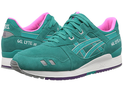 Onitsuka Tiger by Asics - Gel-Lyte III (Tropical Green/Tropical Green) Classic Shoes